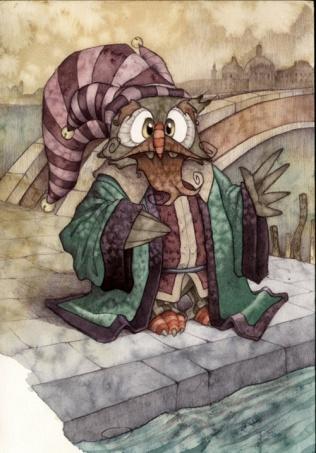 Girolamo il Gufo